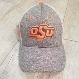 Top of the World Other - Oklahoma State University fitted hat